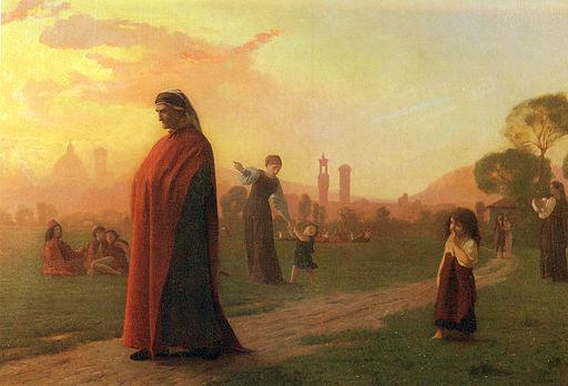 Dante (He Hath Seen Hell)