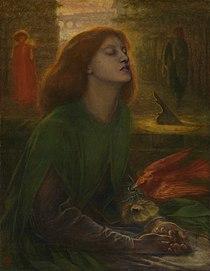 Dante Gabriel Rossetti - Beata Beatrix - Google Art Project.jpg