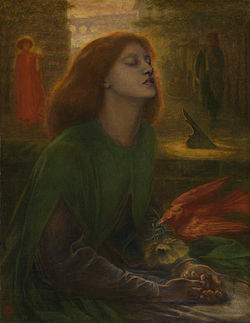 Dante Gabriel Rossetti - Beata Beatrix - Google Art Project.jpg
