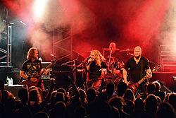 Dark Tranquillity bei den Hamburg Metal Dayz 2014