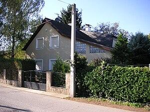 Natascha Kampusch - Wolfgang Přiklopil's house in Strasshof
