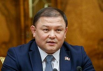 Dastan Jumabekov - Image: Dastan Jumabekov