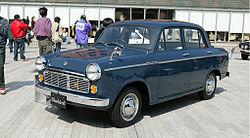 Datsun Bluebird (310), 1959–1963