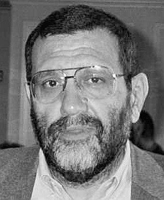 David Landau (journalist) - Image: Davidlan C