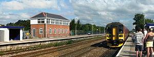 Dawlish Warren - Dawlish Warren railway station