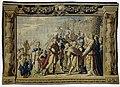 De thuiskomst van Orestes en Iphigenia in Aulis De geschiedenis van Iphigenia en Orestes (serietitel), BK-1955-100-E.jpg