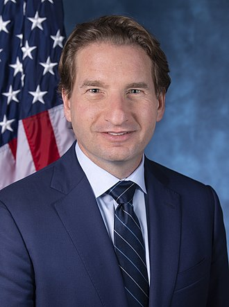 Minnesota's congressional districts - Image: Dean Phillips, official portrait, 116th Congress