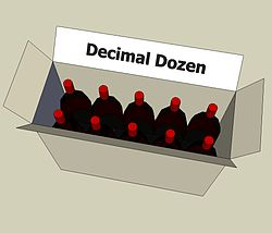 definition of dozen