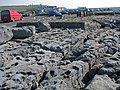 Deeply fissured limestone pavement at the Doolin pier - geograph.org.uk - 952128.jpg