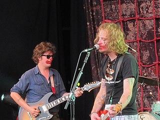 Deer Tick (band) American alternative rock band