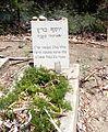 Degania Alef Cemetery Yosef Baratz.JPG