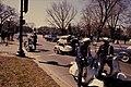 Demonstrations. U.S. Park Police working during a demonstration in Washington DC. (784baadd5fff4e4da77533ec9f5beccd).jpg