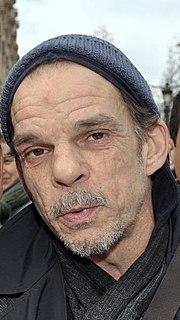 Denis Lavant French film actor