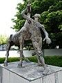 Denkmal in Uster (1957) für Jean Hotz (1890–1969) Schweizer Minister, von Emilio Stanzani (1906–1977), Bildhauer 11.jpg