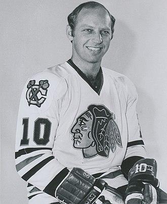 Dennis Hull - Hull in 1977