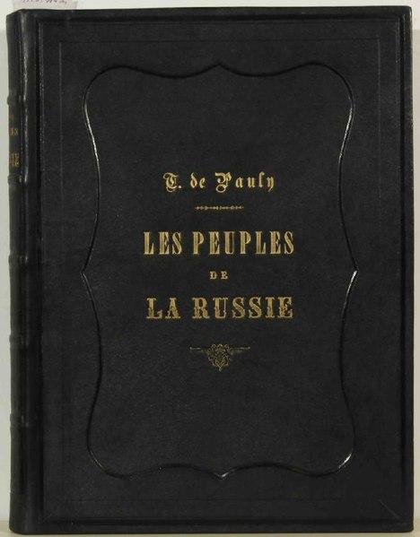 File:Description ethnographique des peuples de la Russie.pdf