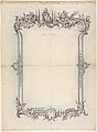 Design for Frame with Ecclesiastical Motifs MET DP804382.jpg