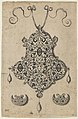 Design for the Verso of a Pendant with Grapevines Above Axe-Shaped Ornaments MET DP837376.jpg