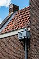 Detail regenpijp, Sint-Rosaklooster, Amsterdam-Noord.jpg