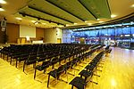Deutsche Nationalbibliothek Frankfurt - Veranstaltungssaal (5818).jpg