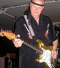 Dick Dale in concerto