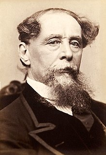 Charles Dickens English writer and social critic
