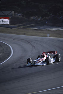 Didier Theys Belgian racecar driver