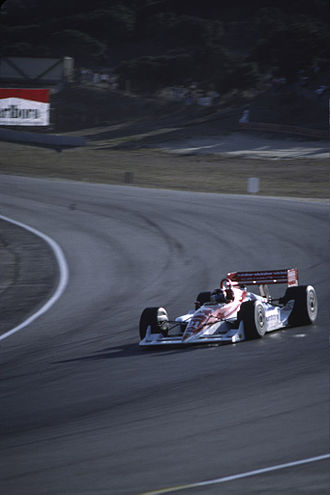 Didier Theys - Image: Didier Theys Champ Car 1991