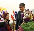 Die Sternsinger besuchen Aussenminister Michael Spindelegger (8344729803).jpg