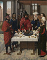 Dieric Bouts - The Feast of the Passover - WGA03013.jpg