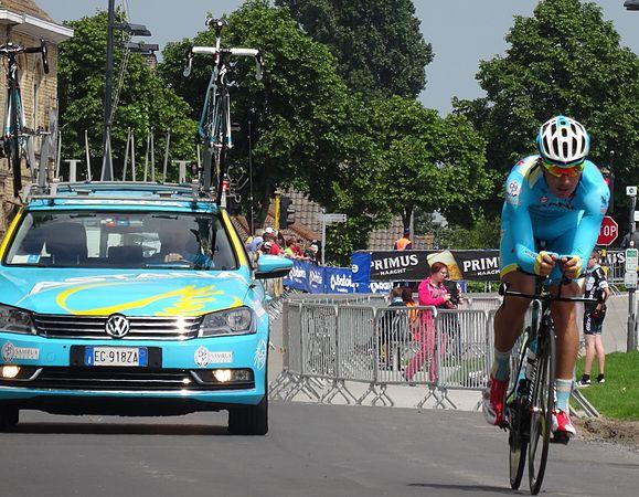Diksmuide - Ronde van België, etappe 3, individuele tijdrit, 30 mei 2014 (B006).JPG