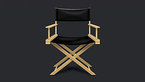 Director's chair icon
