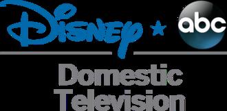 Disney–ABC Domestic Television - Image: Disneyabcdomesticlog o 2013