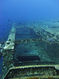 Diving Salem Express.JPG