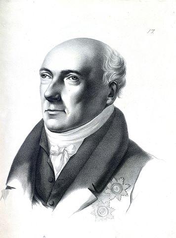 И.И.Дмитриев, 1822