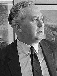 Harold Wilson, Labour Prime Minister 1964–1970 and 1974-1976