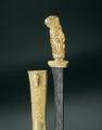 Dolk (pedang) och balja från Java - Livrustkammaren - 13703.tif