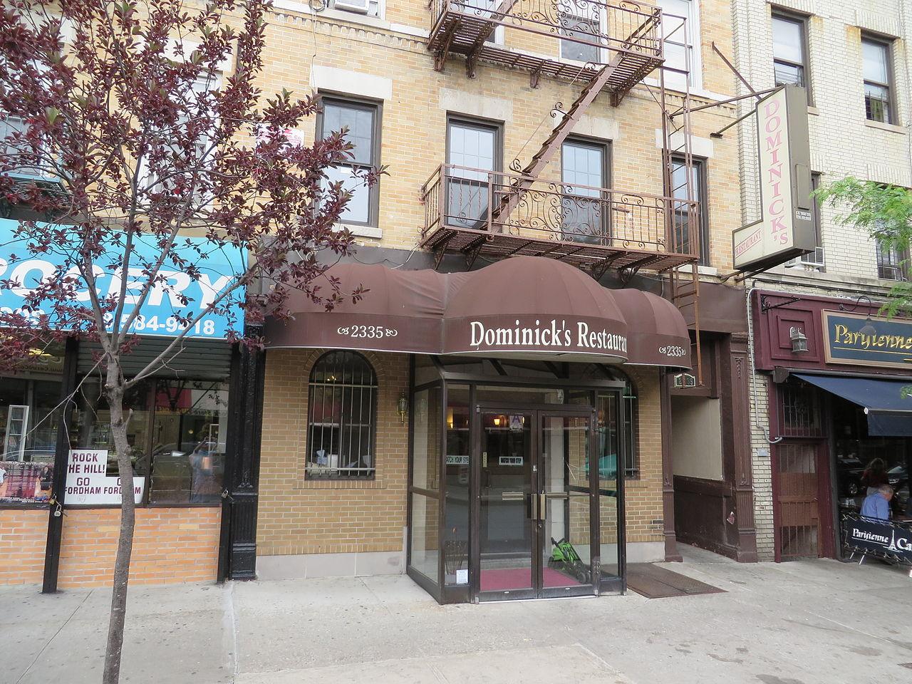 Dominick S Italian Restaurant Oxnard Ca