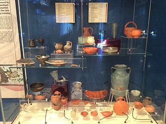 Domvs Romana - Tableware