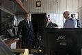 Donald Tusk zwiedził sierpecką komendę Policji (6163012254).jpg