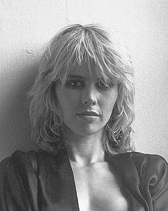 Donnette Thayer - Donnette Thayer in 1983