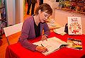 Dorothee 20080318 Salon du livre 4.jpg
