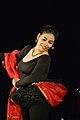 Dorothy Bhattacharya Dancing With Rabindra Sangeet - Sriniketan - Birbhum - 2017-10-21 5136.JPG
