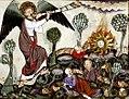 Douce Apocalypse - Bodleian Ms180 - p.025 Third trumphet - crop.jpg