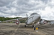 Douglas A3D-2 (NA-3A) Skywarrior BuNo 135418 (C-N 10311) (National Naval Aviation Museum) (8780744684).jpg