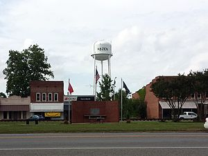 Hazen, Arkansas - Image: Downtown Hazen, AR 002