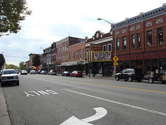 Downtown Three Rivers Downtown Three Rivers, MI.JPG