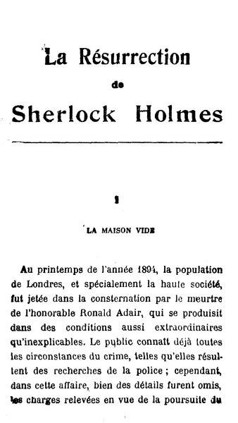 File:Doyle - Résurrection de Sherlock Holmes.djvu