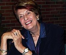 Anti-nuclear campaigner Dr Helen Caldicott