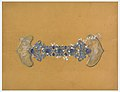 Drawing, Design for a Corsage Ornament- Night, ca. 1900 (CH 18667949).jpg